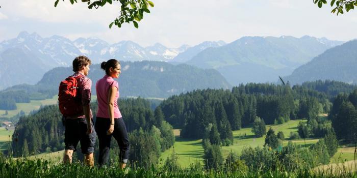 """Wanderrundtour """"Rund um die Sonnenalp"""""""