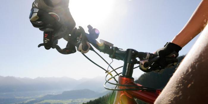 Die Allgäuer Bergwelt auf dem Rad entdecken