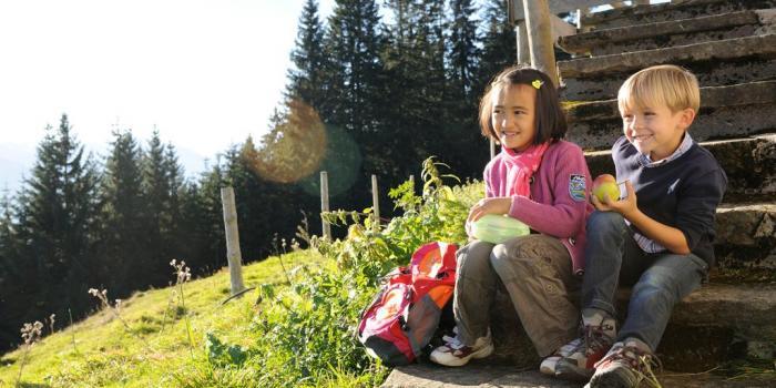 Wanderung über den Panoramaweg in Obermaiselstein