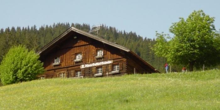 Gaisalpe - Richtung Schöllang