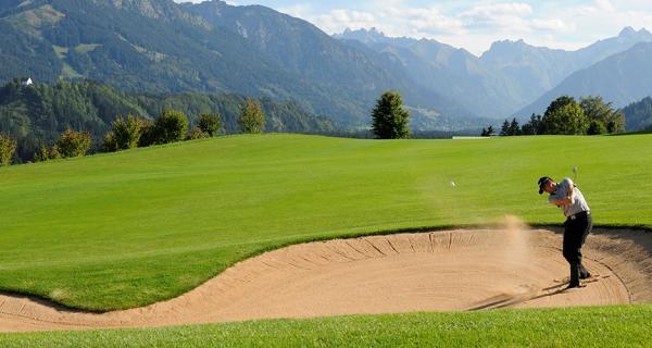 Golf & Wellness4 Übernachtungen