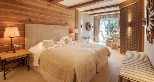 Luxus-Berg-Suite