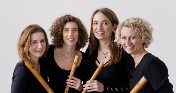 Kammerkonzert des Flötenquartett Flautando