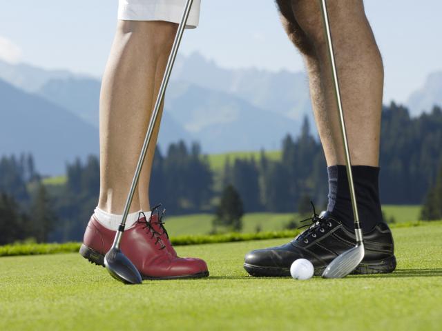 Golfvergnügen – all you can play