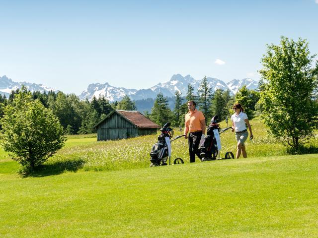 Golf- & Wellnessurlaub in Vollendung