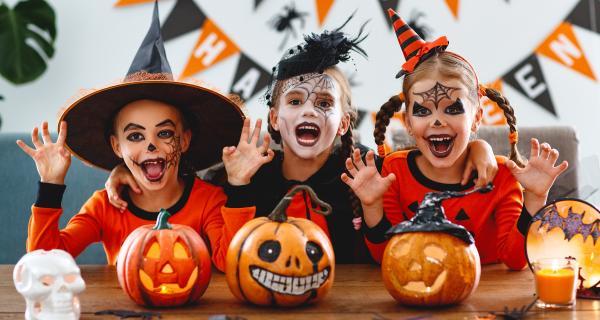 Halloween-Party für Kids und Teens