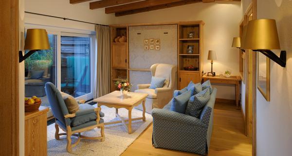 Luxus-Suite Himmelreich