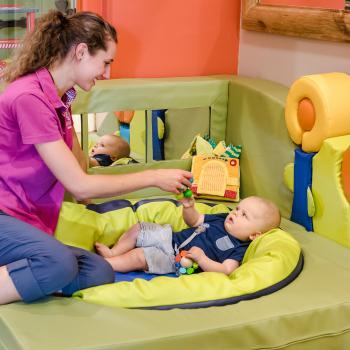 Betreuung für die Kleinsten