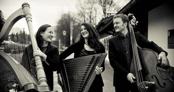 Konzert mit den Münchner Saitentratzer