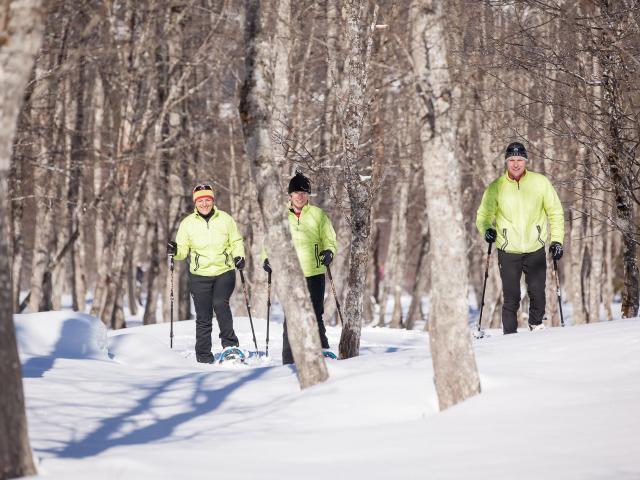 Naturverliebt Winter – 3 Nächte