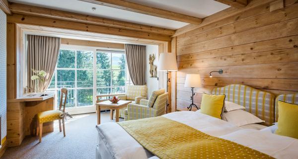 Klassik-Zimmer Doppelbett