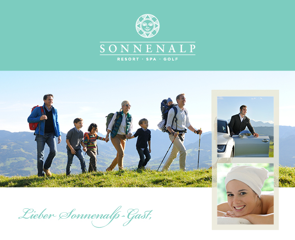 Sonnenalp Newsletter