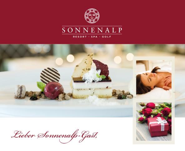 Sonnenalp Newsletter